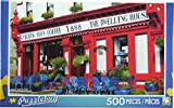Puzzlebug ~ Colorful Coffee Shop, Ireland ~ 500 Piece Puzzle
