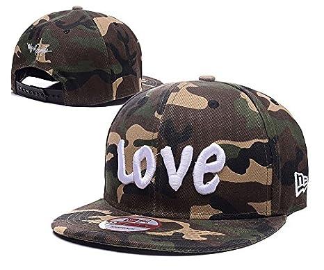 Merchandising Cap Authentics amor camuflaje gorra ajustable ...