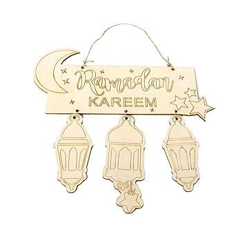 Mgjyjy Eid Al Fitr Eid Mubarak Muslim Islam Ramadan Decorations
