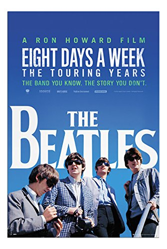 The Beatles Movie Eight Days A Week Poster Maxi - 91.5 x 61c
