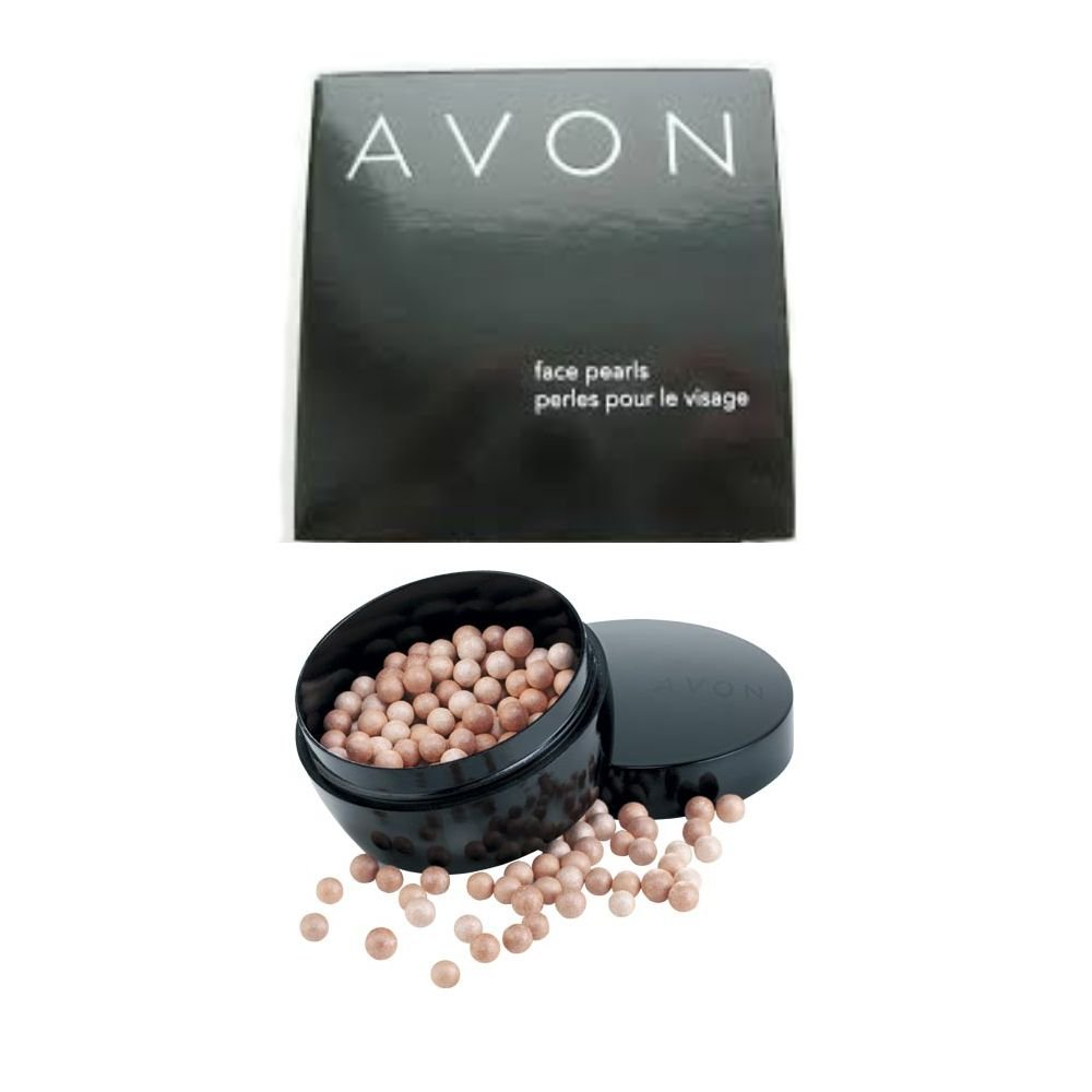 Avon Illuminating Face Pearls Globalbeauty 26880