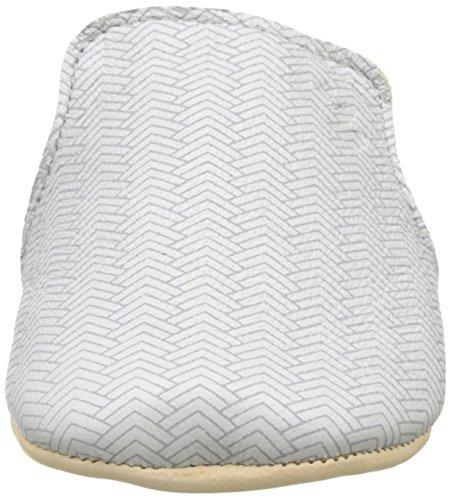 Easy Peasy Blumoo Chapeau - Patucos de Otra Piel Bebé-Niñas, gris ( Gris (Inwi/Gris)