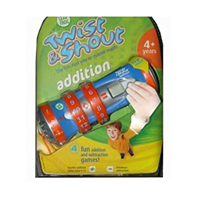LeapFrog Twist & Shout Addition: Toys & Games