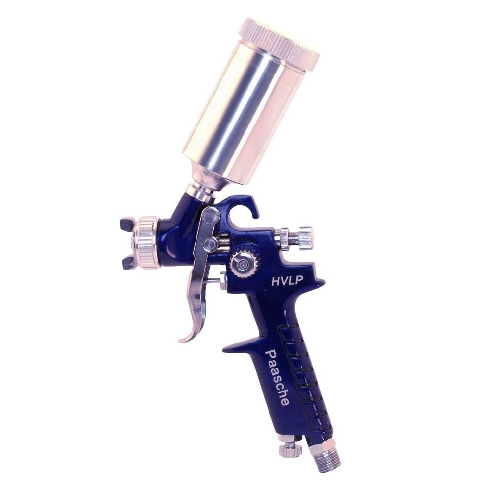 Paasche Airbrush HG-08 HVLP Gravity Feed Touch-Up Spray Gun by Paasche Airbrush
