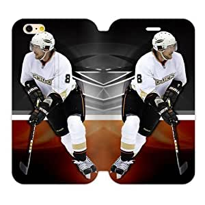 Anaheim Ducks Ice Iphone 6 4.7 Case Shell Cover (Laser Technology) by supermalls