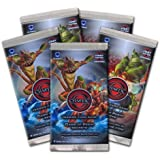 TC Digital Chaotic Trading Card Game Dawn of Perim Booster 5 - Pack
