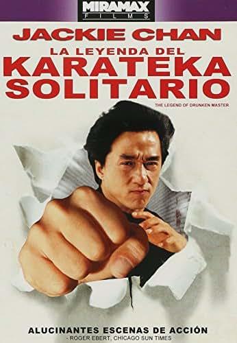 La Leyenda del Karateka Solitario