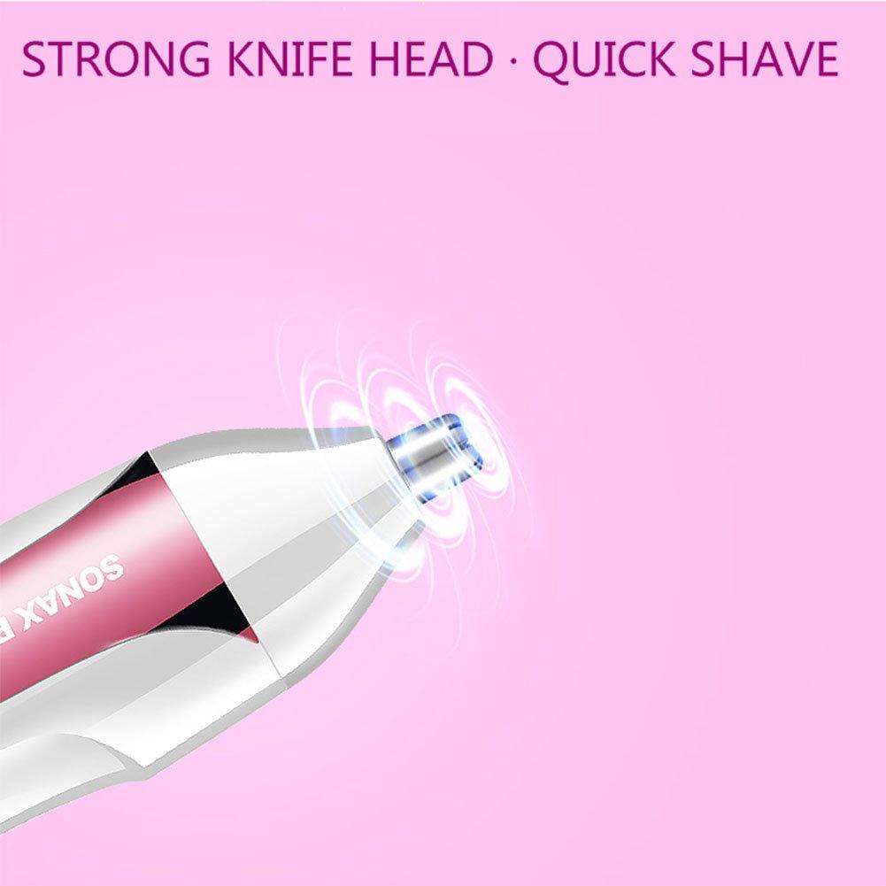 Lady Shaver Sunblue 5 en 1 Maquinilla de afeitar eléctrica para ...