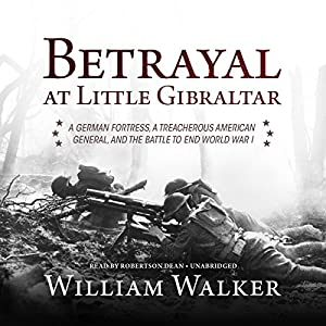 Betrayal at Little Gibraltar Audiobook
