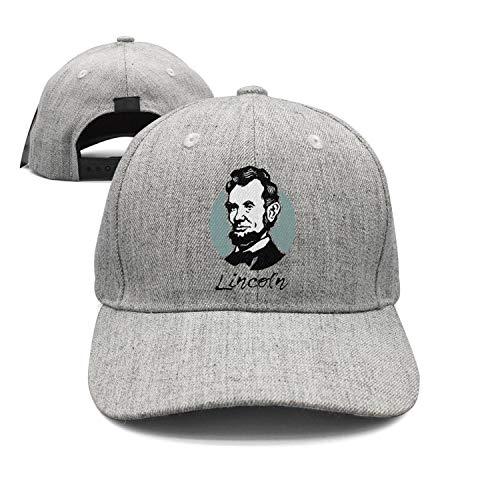 NEWBEGINer Dad Mens Baseball caps 15 Abraham Lincoln Clipart Lincoln