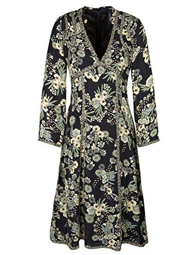 Schwarz 900 Kleid Collections Cain Damen Marc Black 6Iv0qF
