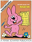 Getting Ready for Math, Schaffer, Frank Publications, Inc. Staff and Western Publishing Co. Editors, 0867340207