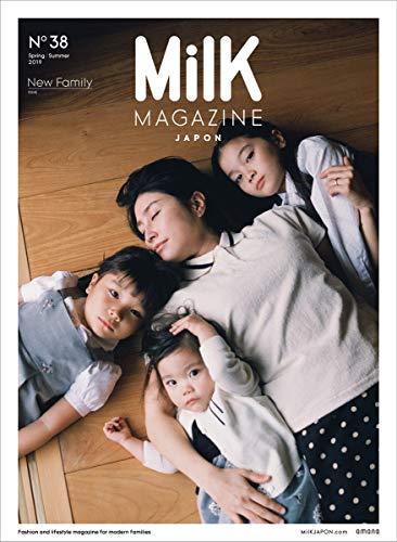 MilK 最新号 表紙画像