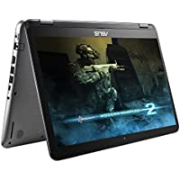 2017 ASUS 15.6' Top Performance 2-in-1 Full HD 1920x1080 Gaming Laptop PC Intel Core i7-7500 Processor 12GB RAM 1TB HDD+128GB SSD Nvidia 940MX Graphics 802.11AC Wifi Webcam Bluetooth Windows 10