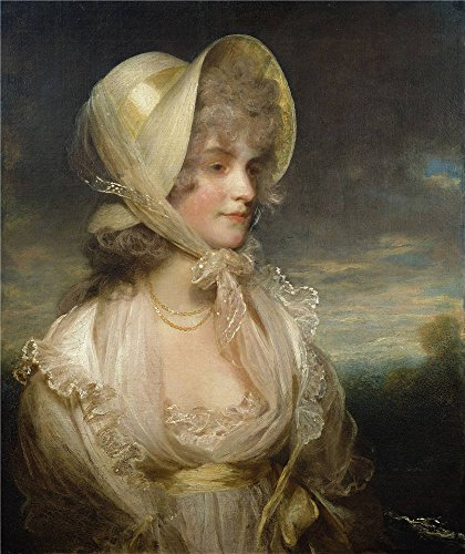 Diy Blue Toad Costume (Oil Painting 'John Hoppner - The Hon. Lucy Byng, Late 18th Century' Printing On Perfect Effect Canvas , 12x14 Inch / 30x36 Cm ,the Best Foyer Decor And Home Gallery Art And Gifts Is This Reproductions Art Decorative Canvas Prints)