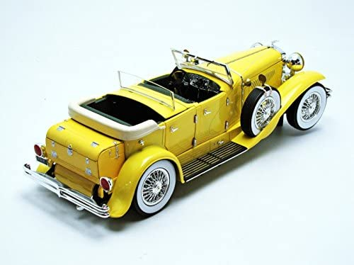 DUESENBERG SJ Diecast Voiture Modèle from the Great Gatsby GL12927