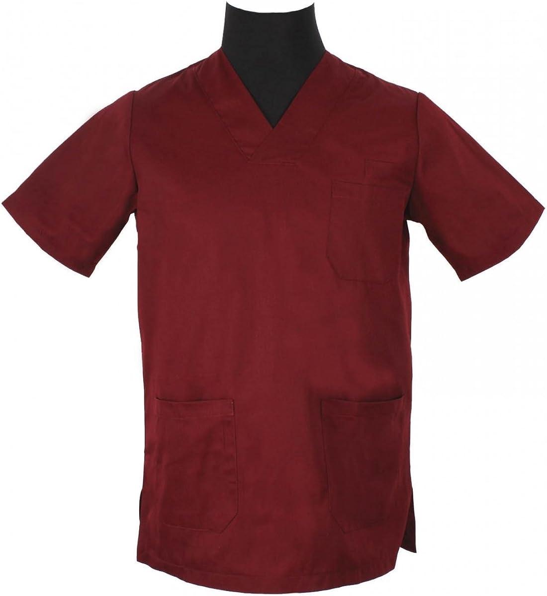 Misemiya Uniforms Unisexe T-Shirt de Service m/édical Mixte