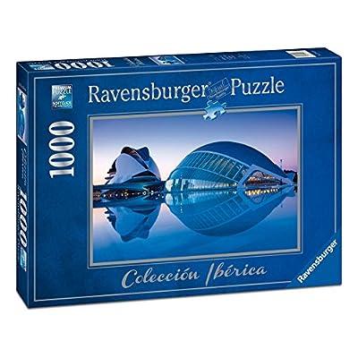 Ravensburger Italy Puzzle 1000 Pezzi 19617