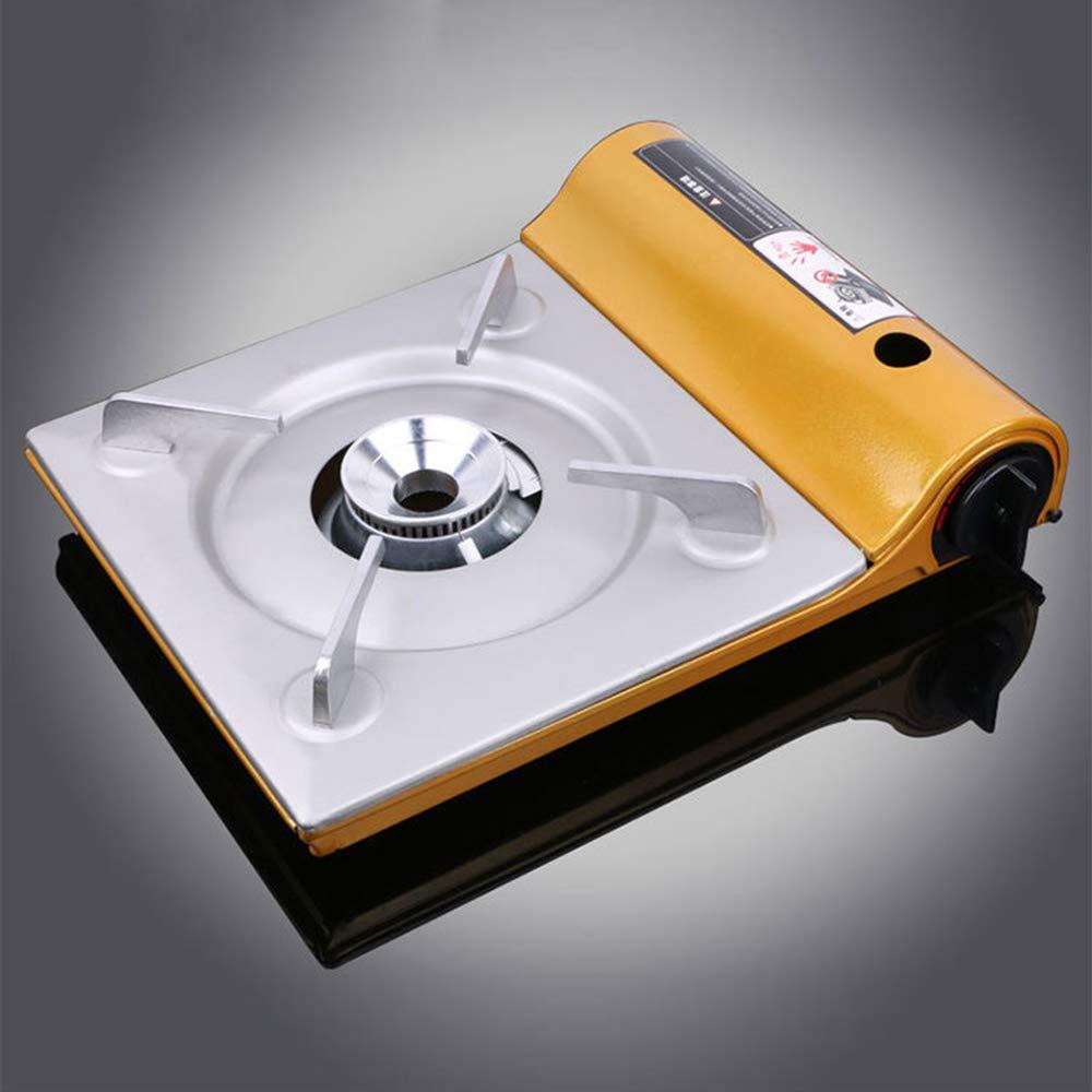 Amazon.com: Lixada - Quemador portátil para estufa de butano ...