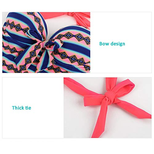 Xl Halter Blue Costume colore pink Dimensioni Fengming pink Blue Intero S0w8nxqd