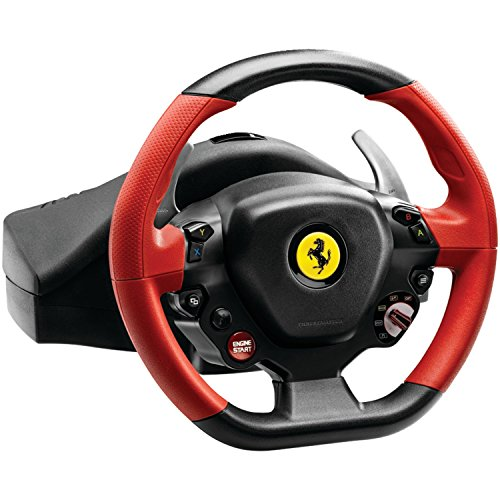 One Pedal (Thrustmaster   Ferrari 458 Spider Racing Wheel - Xbox)