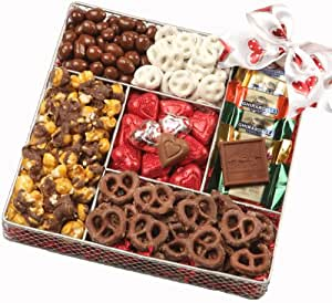 Broadway Basketeers For Love of Chocolate Gift Basket