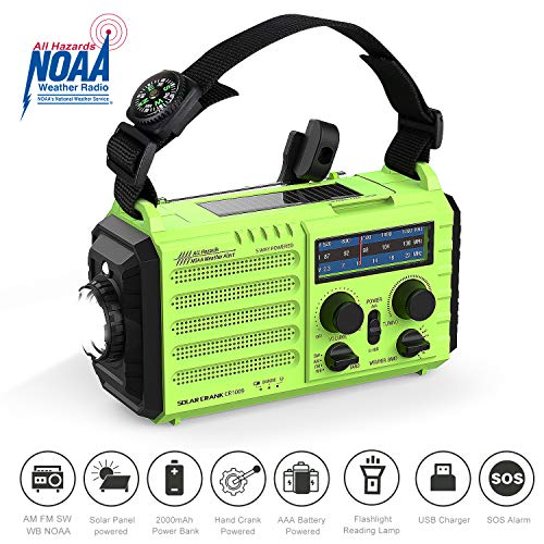 Weather Alert Radio Emergency