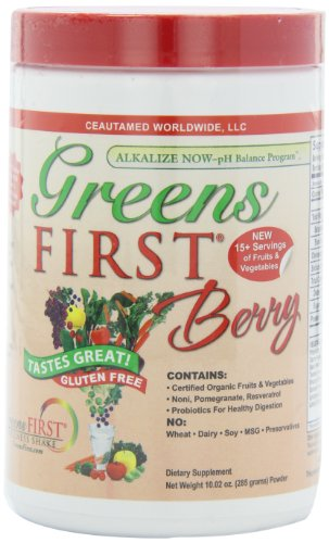 Greens First Berry 10 16 Ounce product image