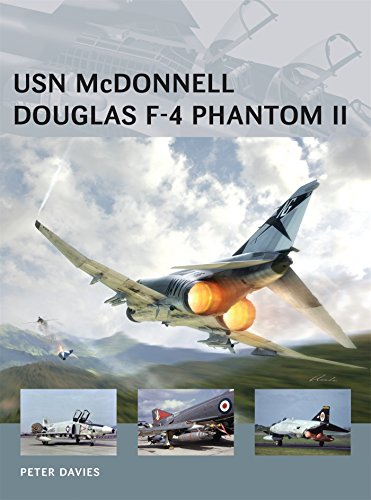 Douglas Phantom 4 F Mcdonnell (USN McDonnell Douglas F-4 Phantom II (Air Vanguard))