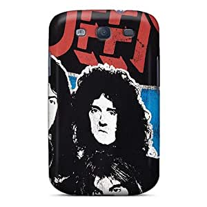 KellyLast Samsung Galaxy S3 Scratch Protection Phone Cover Custom Lifelike Queen Pattern [jtC14439UhMH]