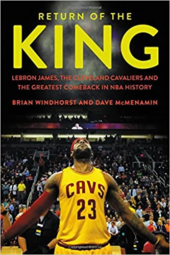 Image result for return of the king lebron book