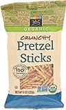 365 Everyday Value, Organic Crunchy Pretzel Sticks, 8 oz