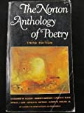 The Norton Anthology of Poetry, Allison, Alexander W., 0393952428