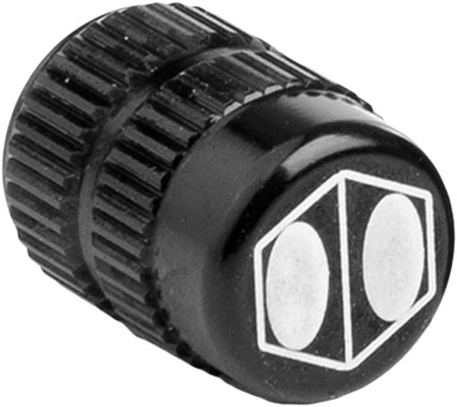 Box Components Valve Caps Box One Schrader Cone Bk