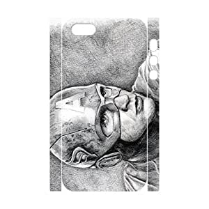 Custom Captain America Desgin High Quality Case Cover Fashion Style for 3d iPhone 5/5s