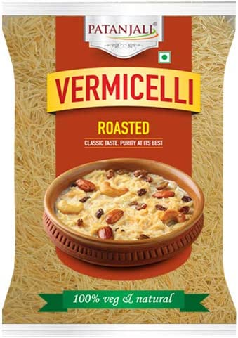 Patanjali Vermicelli Roasted, 900g