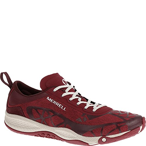 Merrell Women's All Out Soar Walking Shoe, Scooter Red, 7 M US