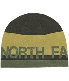 28116b3ddcb55 Amazon.com  The North Face Reversible TNF Banner Beanie  Sports ...