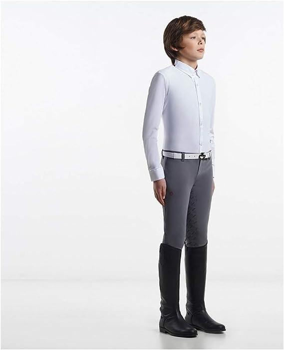 Cavalleria Toscana Show Camisa de Niño, 12 Años: Amazon.es: Deportes y aire libre