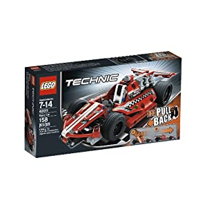 LEGO Technic 42011 Race Car