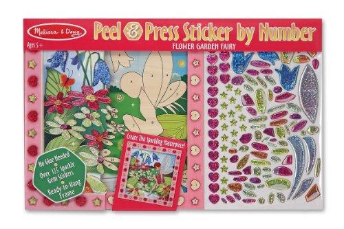 flower-garden-fairy-peel-press-sticker-by-number-series