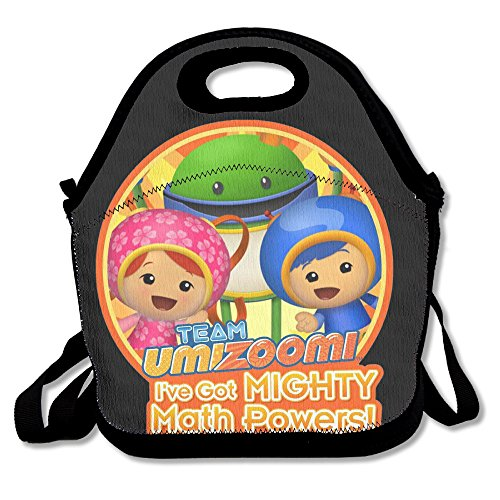 Team Umizoomi Costume Party (Training Team Umizoomi Mighty Math Powers Lunch Tote)