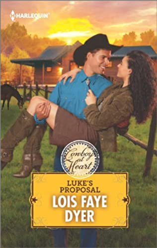 book cover of Luke\'s Proposal