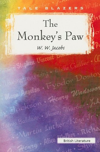 imagery in the monkeys paw