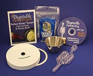 Perfect Pickler® Vegetable Fermenting Kit - XL