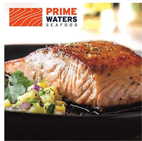 PrimeWaters Atlantic Salmon from Norway, 5 ounces, Frozen (28 portions) by PrimeWaters (Image #2)