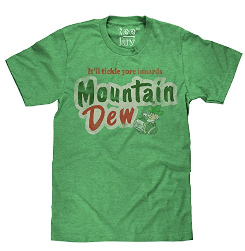 Mountain Innards Licensed T Shirt Classic