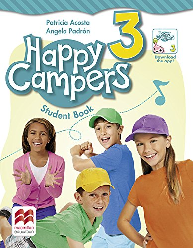 Happy Campers Student's Book - Pacote ( + Skills Book)