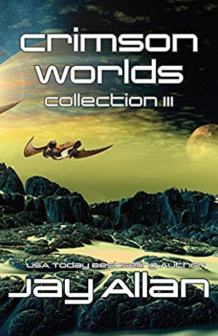 book cover of Crimson Worlds Collection III