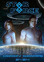 Star Force: Origin Series Box Set (21-24) (Star Force Universe Book 6)